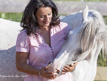 Pferdegestützte Coachings mit Antje Müller