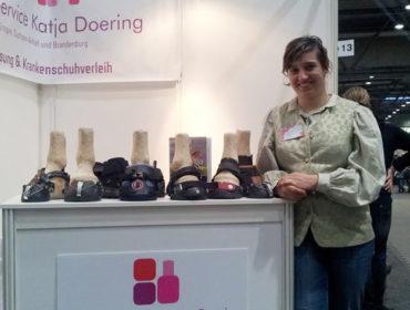Katja Doering – anerkannte Huforthopädin und Hufschuh-Coach