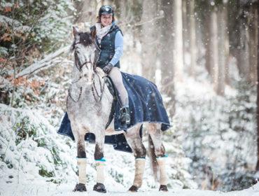 Keine Ideen fürs Pferdetraining im Winter ohne Halle?