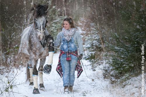 Hufschuhe / Joggingschuhe für Pferde