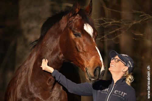Larissa Klein, Pferdefotografin, Schweiz