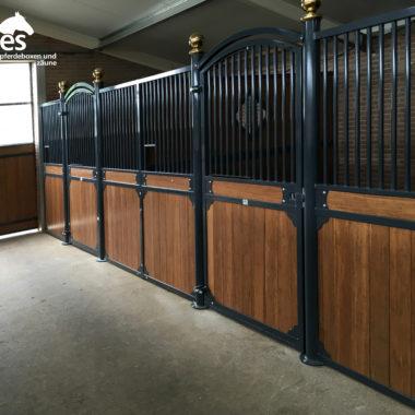 Rutjes – Pferdeboxen und Zäune
