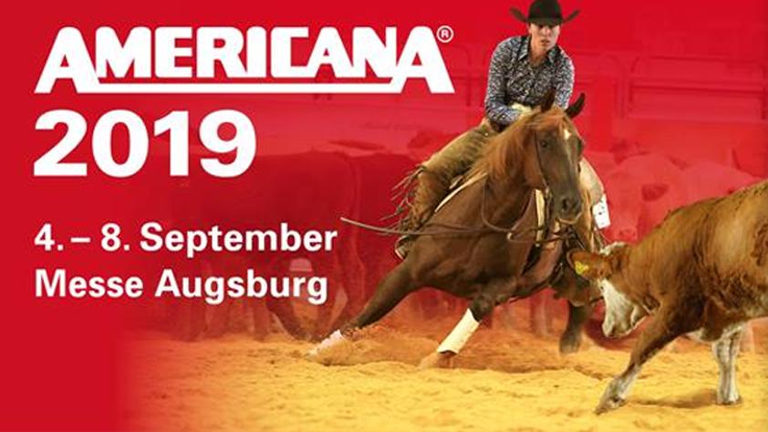 Amerikana 2019 in Augsburg - Eurpas größtes Messe Event des Freizeit- und Westernreitsportes