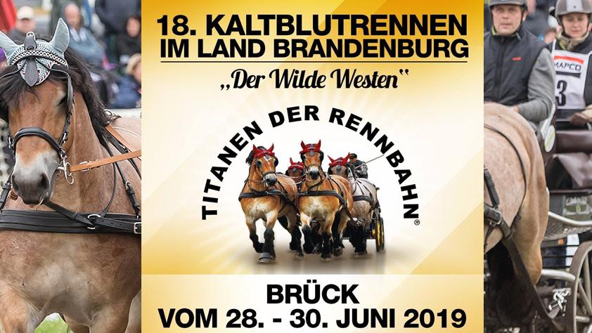 Titanen der Rennbahn in Brück 2019