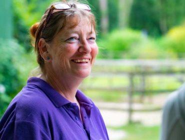 Centered Riding - Kurs mit Christa Müller auf der Silver Rock Ranch