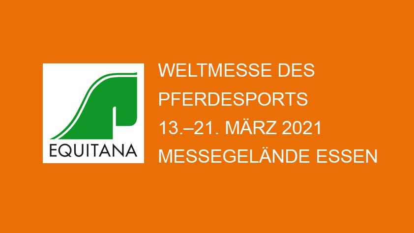 Equitana - Weltmesse des Pferdesports in Essen
