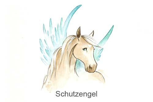Produkte mit Pferdeschutzengel