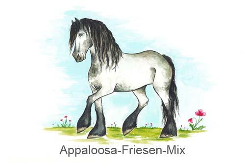 Produkte für Appaloosa Friesen Mix, Boxenschild, Stalltafel, Boxenschilder, Stalltafeln