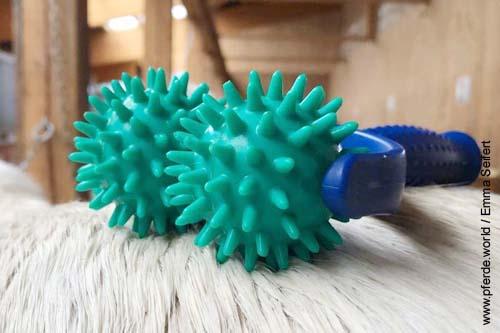 Massage-Igel-Roller für die Gesundheit der Pferde