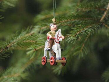 Dürfen Pferde Weihnachtsbäume fressen?