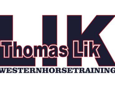 Thomas Lik - Westernhorsetrainer Reining